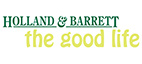 HOLLAND & BARRET the good life