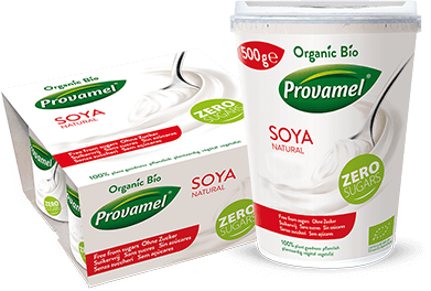 SOYA NATURAL <br> FREE FROM SUGARS