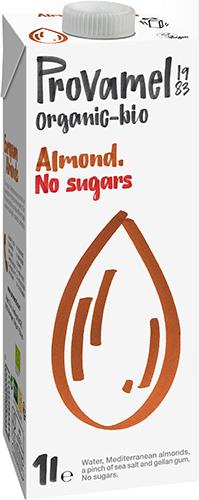Leche de Almendras Sin Azúcar