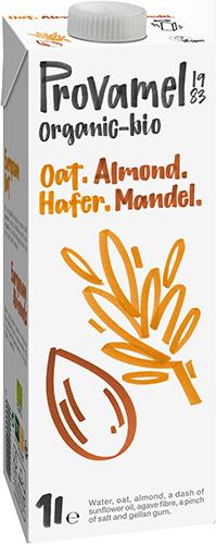 Hafer-Mandel