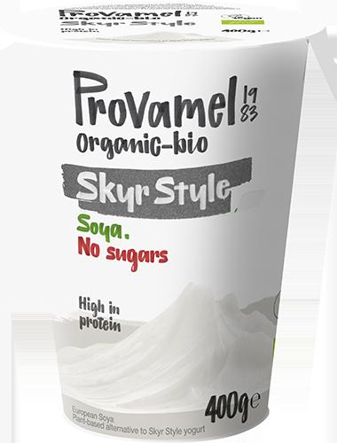 Skyr Style Soya zonder suikers