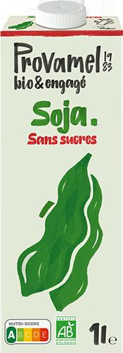 Soja Sans Sucres