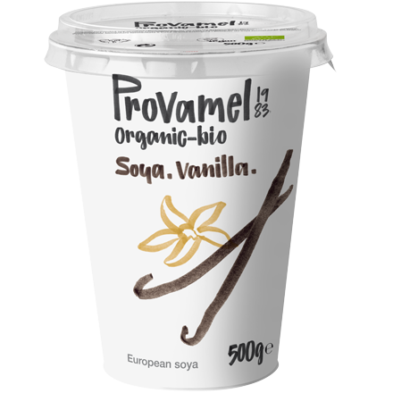 Soya With Vanilla