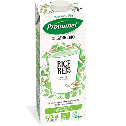 RICE UNSWEETENED