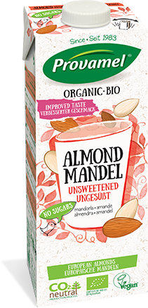 ALMOND UNSWEETENED
