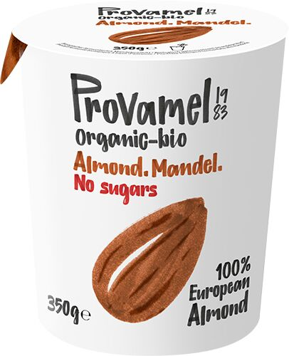 Soya With Almond <br>Free From Sugars