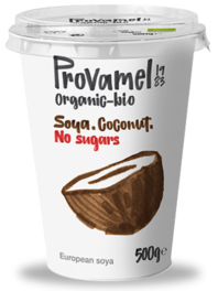 Soya With Coconut <br>Free From Sugars